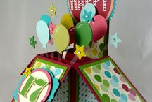 Card in Box / by Sherrie Lamphere