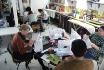 Crafty Classes / Pictures from Fabrications classes and events in our 'Imaginerium' and beyond! http://www.fabrications1.co.uk
