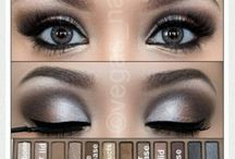 Naked palette tutorials  / by Shelby Williams