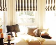 Roman Blinds / Roman blinds - look fantastic in any room, either on their own, or with curtains at the same window