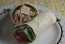 Wraps .. Qusadillas and any misc / It all about putting layers of tortilla  together