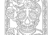 Colouring pages?