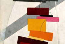 Soviet avant-garde / Лучшие образцы советского авангарда - без разделения на течения.