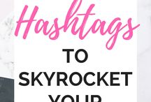 Hashtags to Grow in Instagram