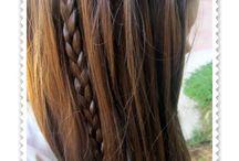 Hair stuff / Helpful hair styles to try