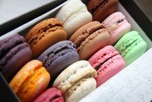 French Macaroons Recipes / Homemade French Macaroons / by Danielle Anderson