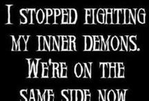 Creepy Quotes / #horror #meme #quotes