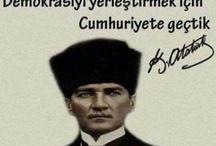 Mustafa Kemal Atatürk / Bin yılın ilahı Gazi Mustafa Kemal Atatürk... Cem Akkılıç