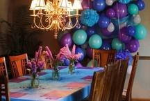 birthday party!!!!!!!!!!!! / by Heidi-Andy Tunheim