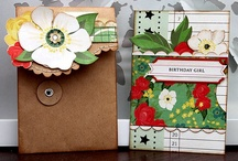 Stampin Up Cards / by Anjie Vickers