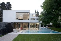 The Carrara House by Andres Remy Arquitectos