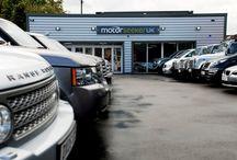 Motorseeker UK / Motorseeker UK, Chesterfield, Derbyshire.  Pre-owned Land Rover, Subaru and 4x4 Vehicle Specialists.