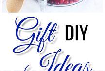 ideat lahjoihin