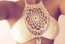 Pánt nélküli bikini