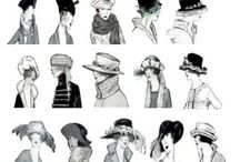 1930's hats