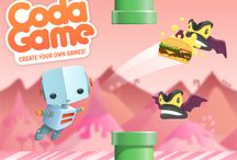 Coda Game - Create your own games!