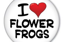 Flower Frogs / by Zippy Pins