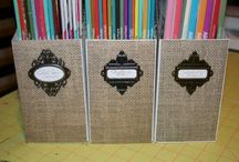 Scrapbook/sewing/craft room / by Mindy Bryde