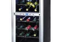 wine cooler / by Debi Ewalt
