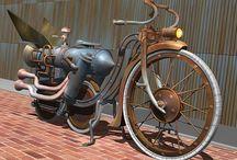 sepeda antik