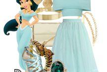 Disney/Cartoon\Sinema sets