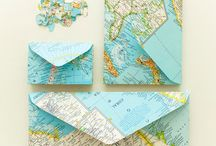 Globe & Map Goodnes