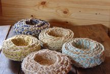 Baskets Rustic / Baskets Rustic. Deco home