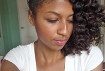 Natural hair/styles/products