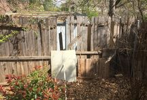 Failing Fences / Fences that are in need of repair