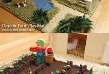 farm play mat