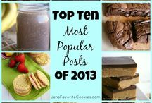 Best Recipes of 2013 / Best recipes of all kinds during 2013 from some of my very favorite food bloggers!