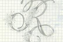 Arabeschi lettere