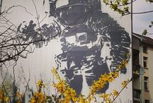 Street Art / Explore big city streets for these amazing art works