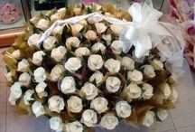 Detalles Boda, Bautizo, Comunión, Detalles Invitados / Las rosas son el mejor regalo para tus invitados, elaboracion artesanal en cera perfumada, detalles para Bodas, Bautizos y Comuniones.