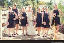 BRIDESMAID STYLES I HEART / by tari Chabz