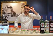 Master Class del grand ambassador de Martini España en Vertini