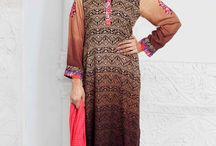 Tribal Collection / New jacket style salwar kameez collection.