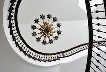 csodálatos lépcsöházak - beautiful stairways