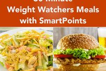 Weight Watchers / Recipes, tips, everything a smart pointer needs.