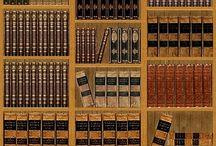 MINIATURAS IMPRIMIBLES - LIBRERIAS/BIBLIOTECAS