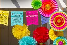 Respite Theme: Fiesta / Ideas for food, decorating, crafts, games and activities to make your Fiesta Respite event a hit!