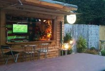 Bar sheds