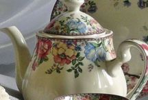 Teacups and Teapots / Beautiful and creative / by Marianne Pavlova