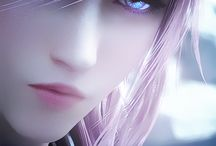 Lightning - Claire Farron - Final Fantasy - Square Enix