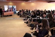 Conferința Națională de Nutriție Sportivă - Ediția A II - A, 3-5 Nov. 2016