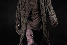 kabáty, kardigány