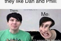 Dan and Phill