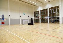 Centrum Sportu i Rekreacji Jelcz Laskowice / Wyposażenie obiektów sportowych