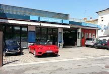 Manganotti Service Bosch Car Service Verona / La nostra officina
