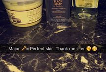 body skin  treatment products